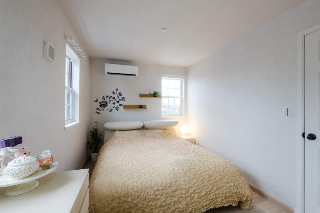 ファミリー向け戸建て賃貸アパート「ラストーリア双柳」の2階洋室の写真