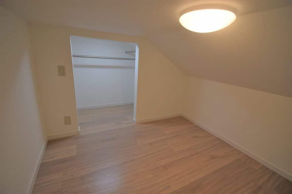 女性専用アパート「プリマガーデン辻堂」のロフトの写真